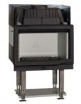 Jotul I 570 FLAT černý lak, rovné sklo