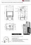 TermoCamino WF PLUS D.S.A. 20,5 kW