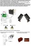 Insert 80 Crystal EVO 2.0 s ventilátory