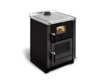 VICENZA 8 kW Nordica černá zabudovaný do kuchyňské linky