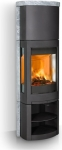 Jotul F 377 HIGH TOP ADVANCE černý lak,lit.podst, mast.obl., nástavec