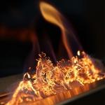 GLOW FLAME Jemné vlákno  NOVINKA