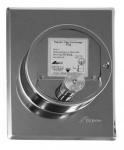 Regulátor tahu RCW do čisticího otvoru 122 x 182 mm