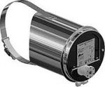 Regulátor tahu se sponou pro připojení na kouřovod - 120 - 200mm